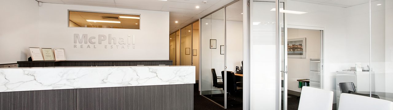 McPhail Real Estate Office Wollongong